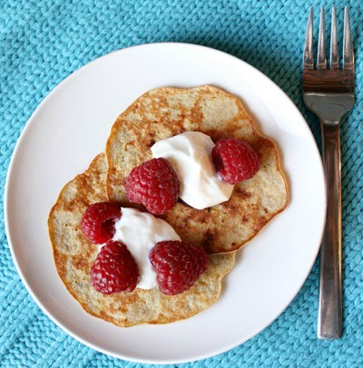 Easy and Healthy Banana Crepes