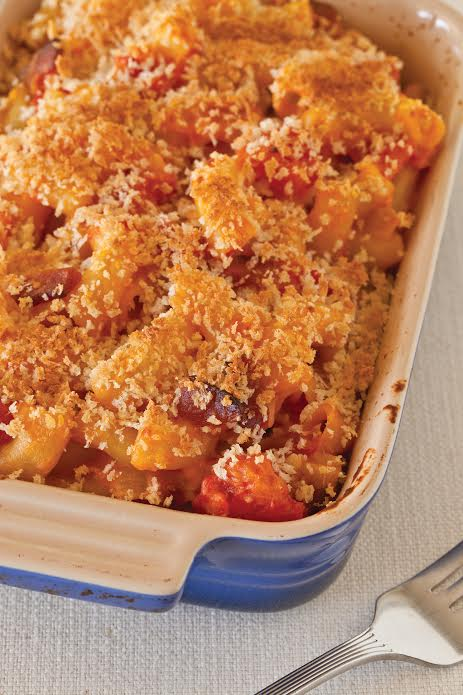foodieaholic-smoky-hot-bacon-mac-and-cheese-rachel-rappaport