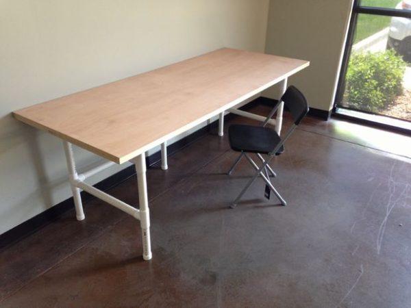 pvc desk