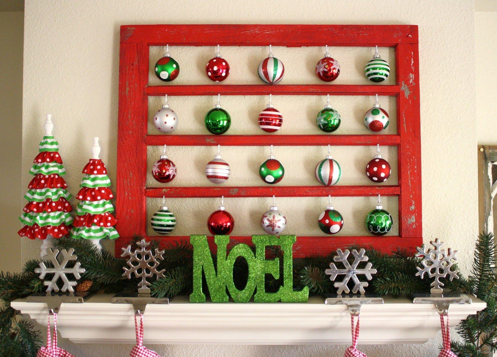 Remodelaholic 100 ways to use old windows - Idees decoration noel ...