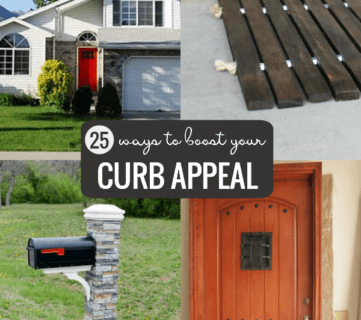 DIY Projects To Increase Curb Appeal, Remodelaholic