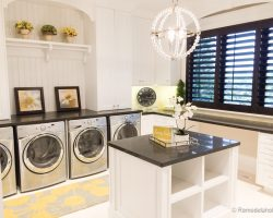 Fabulous Laundry room design ideas from @Remodelaholic (101 of 103)
