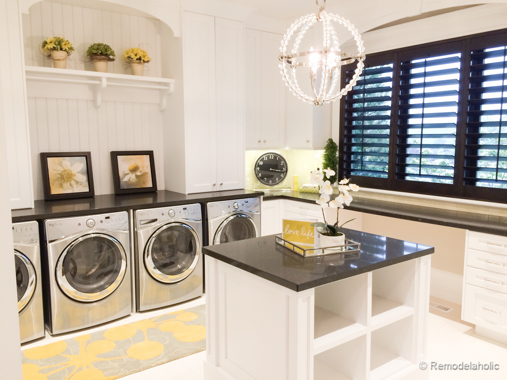 100+ Inspiring Laundry Room Ideas