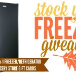 NEW Stock Your Freezer Giveaway FB