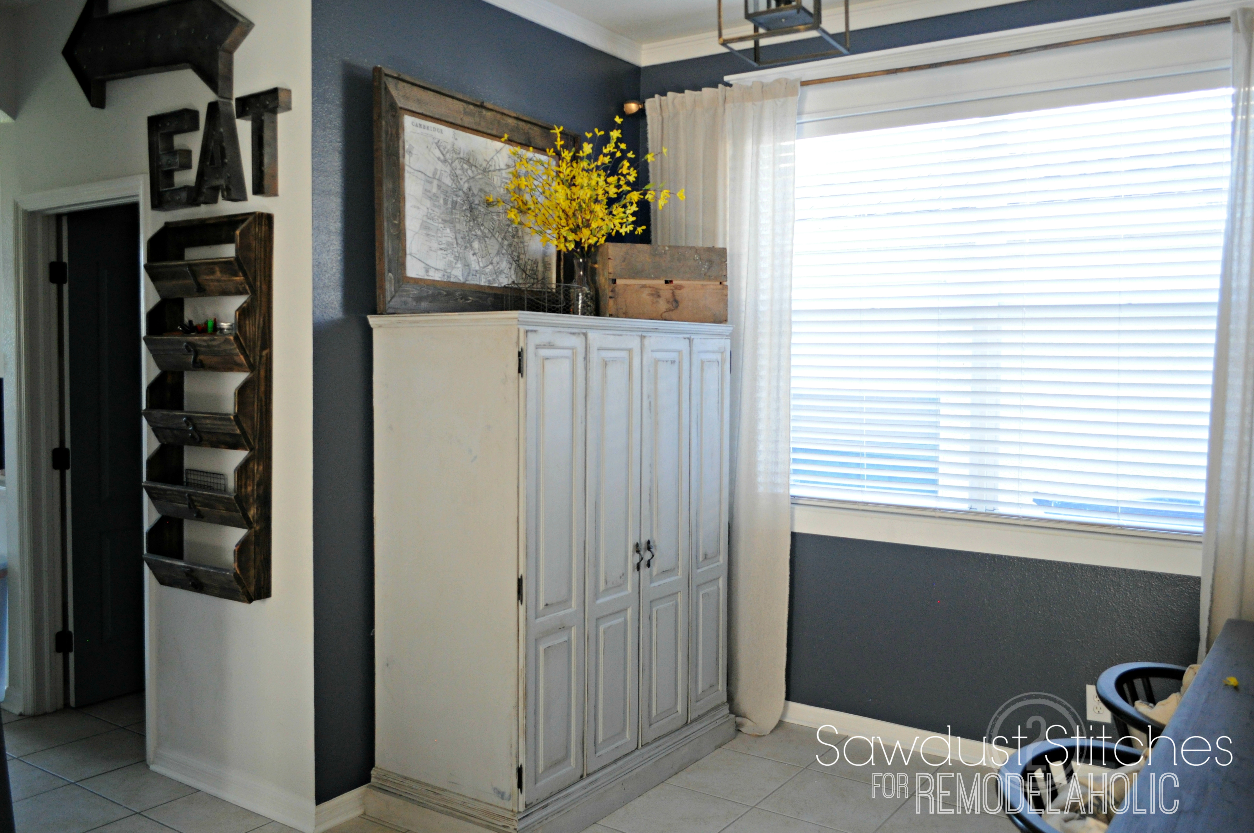 hey home office overhalul. Craft Cabinet Overhaul Remodelaholic Hey Home Office Overhalul