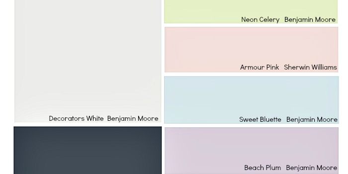 Remodelaholic | Tips for Choosing Paint Colors For Children\'s Rooms