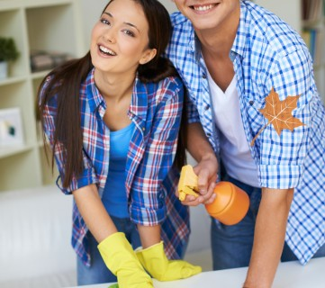 Autumn Cleaning - How to Clean Your House for Fall ~ Tipsaholic.com #autumn #fall #cleaning