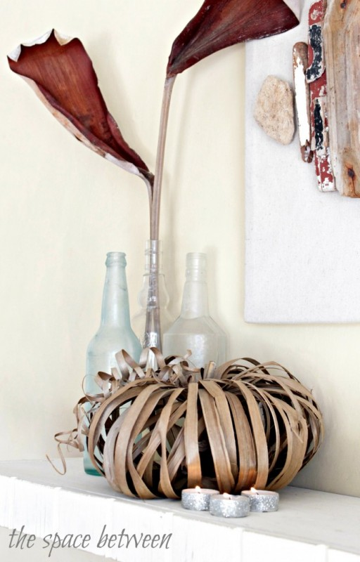 fall mantel decorating ideas