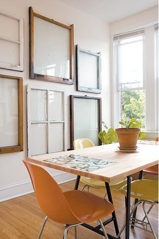 Remodelaholic | 100 Ways to Use Old Windows