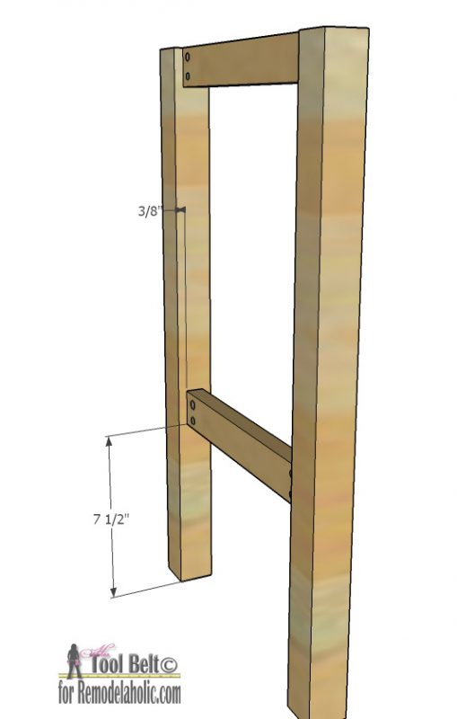 Woodworking Build Your Own Metal Bar Stool Plans PDF