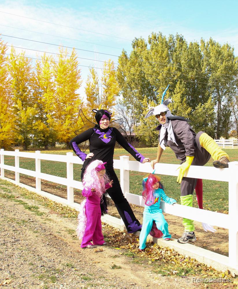 Pony Costume Ideas Remodelaholic Fun Family Halloween Costume Ideas
