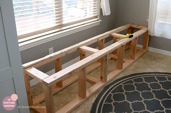 Superbe OhEverythingHandmade KitchenBench1