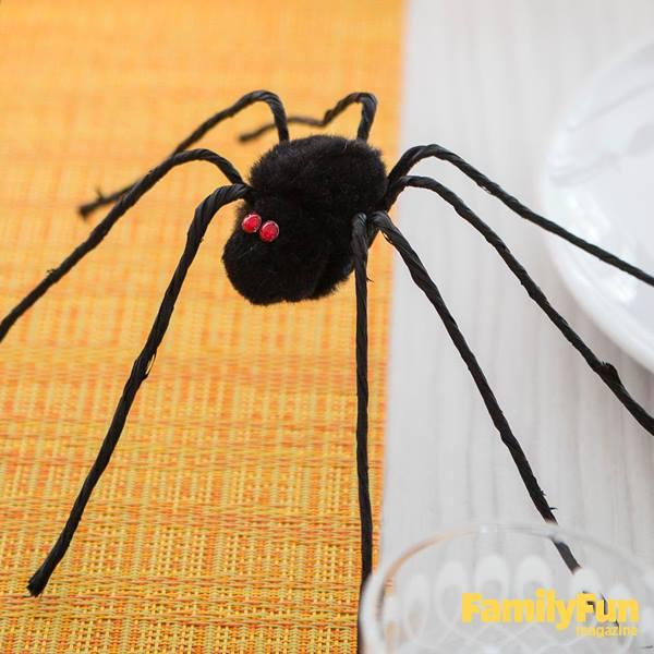 Mighty Spider Craft