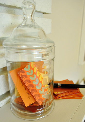 crafty ways to give thanks
