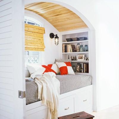 Window Seat Bed remodelaholic | 20 inspiring window seats