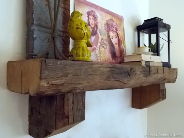 Remodelaholic | 22 Wood-Inspired DIY Projects + October ...