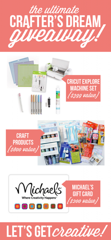 Enter to WIN all of this! $1400 in prizes! @Remodelaholic #giveaway