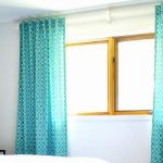 feature diy curtains tab back tutorial, Dans le Lakehouse on @Remodelaholic
