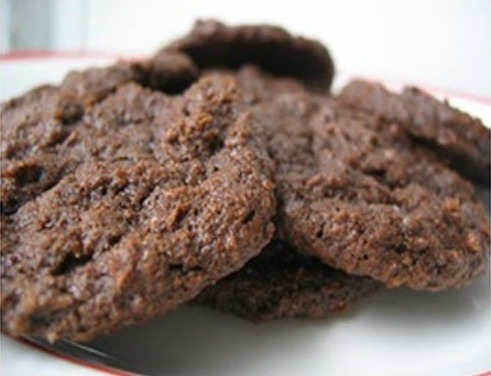 Sweet and Spicy Chocolate Cookies