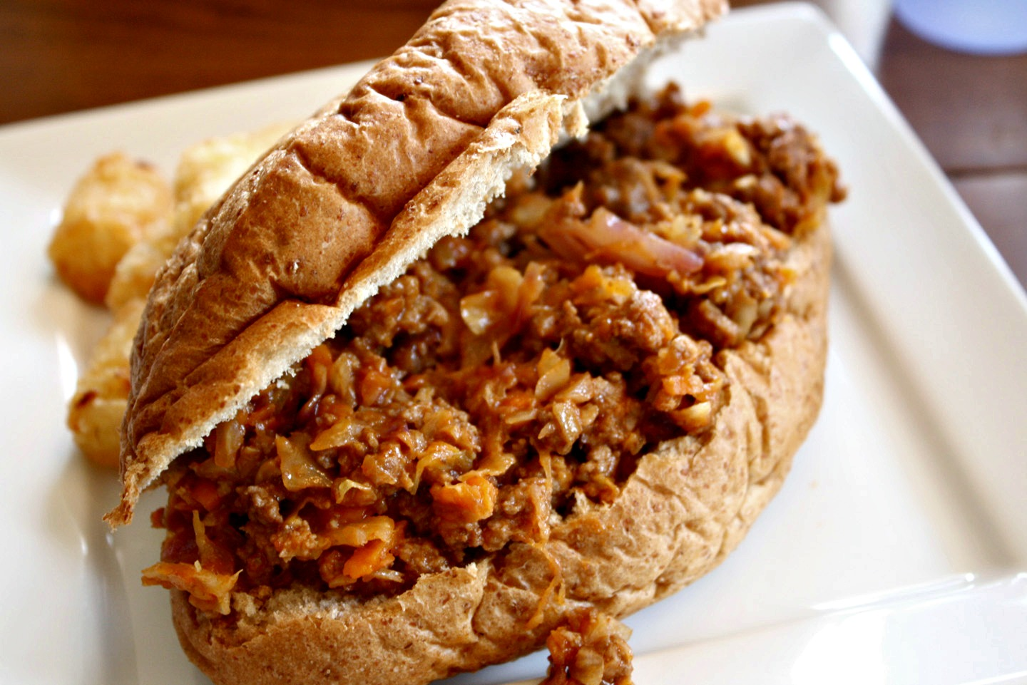 Sloppy Cabbage Joes