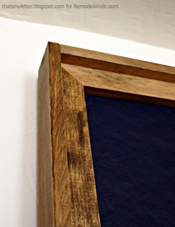 giant framed bulletin board 3