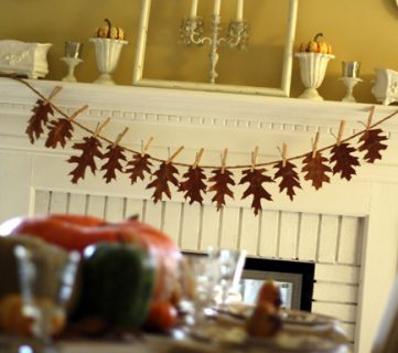 15+ Crafty Ways to Give Thanks