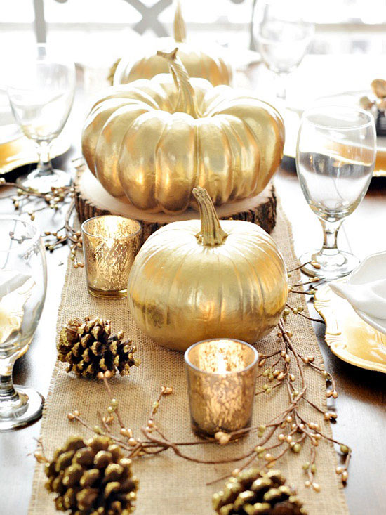 14 Easy Thanksgiving Tablescapes