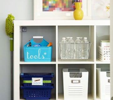 25 Clever Storage Ideas - Tipsaholic