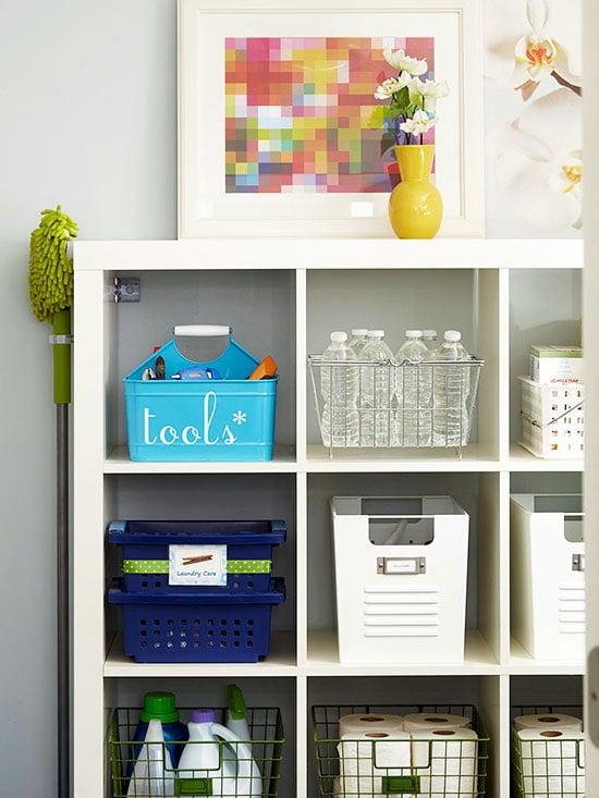 25 Clever Storage Ideas