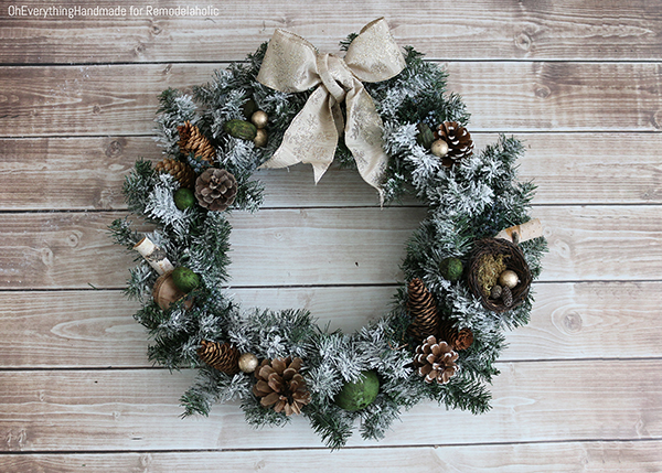 Aroma Scented Wreath1