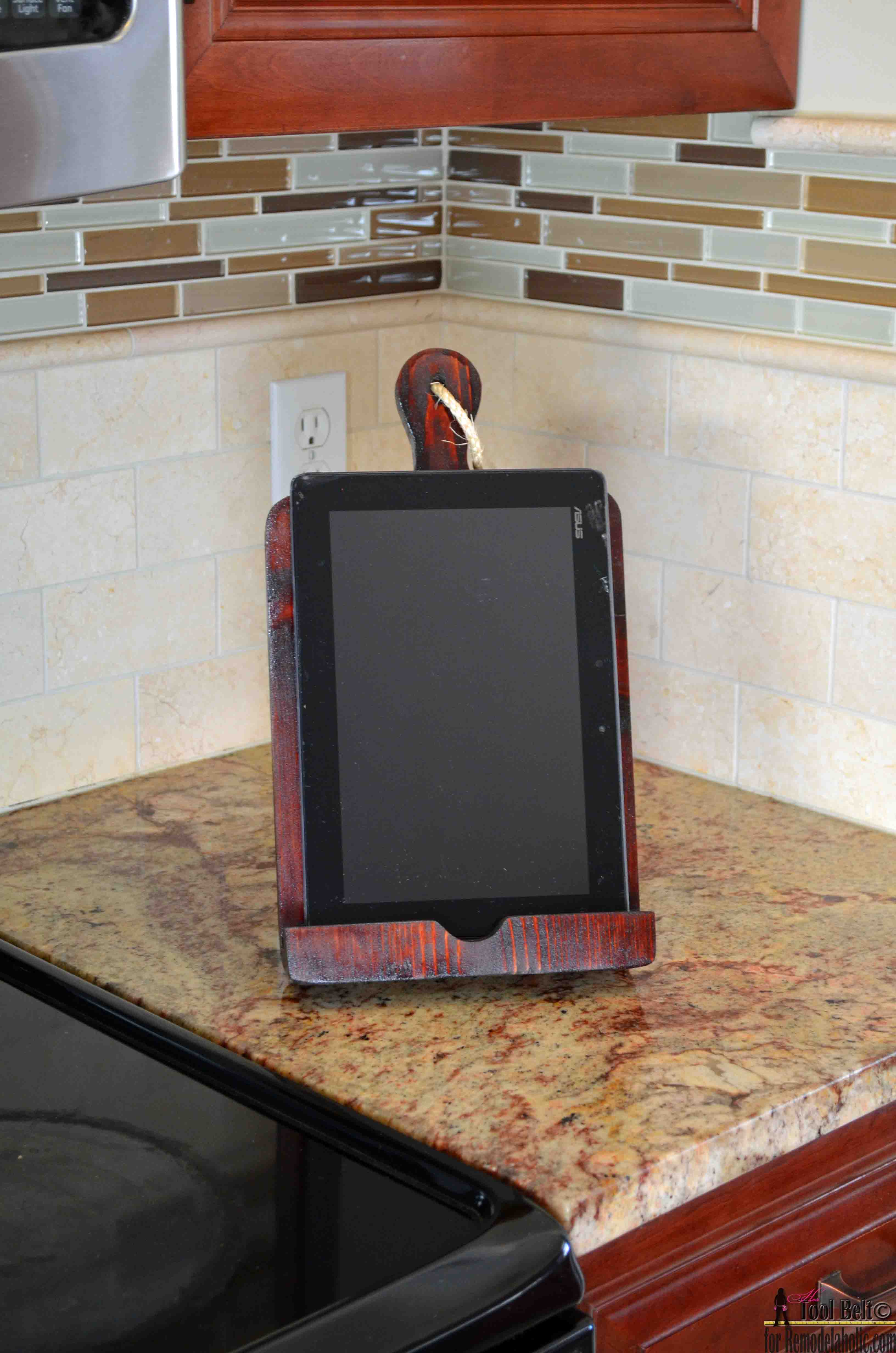 If You Like Cooking Using Online Recipes A Tablet Holder Or Ipad Holder Is  A Must