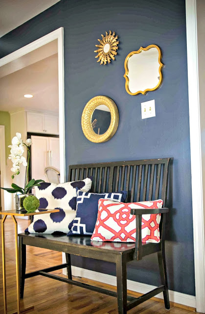 Entryway Paint Ideas remodelaholic | favorite entryway and foyer paint colors