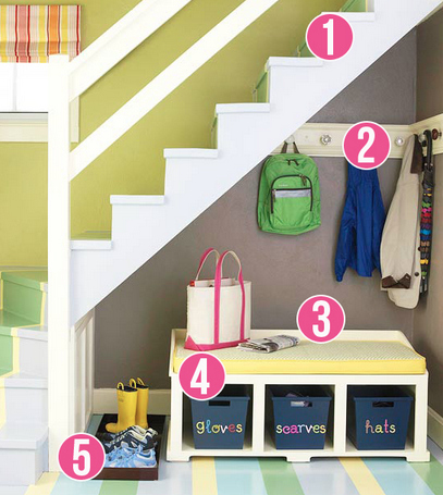 Great Mudroom Round-Up