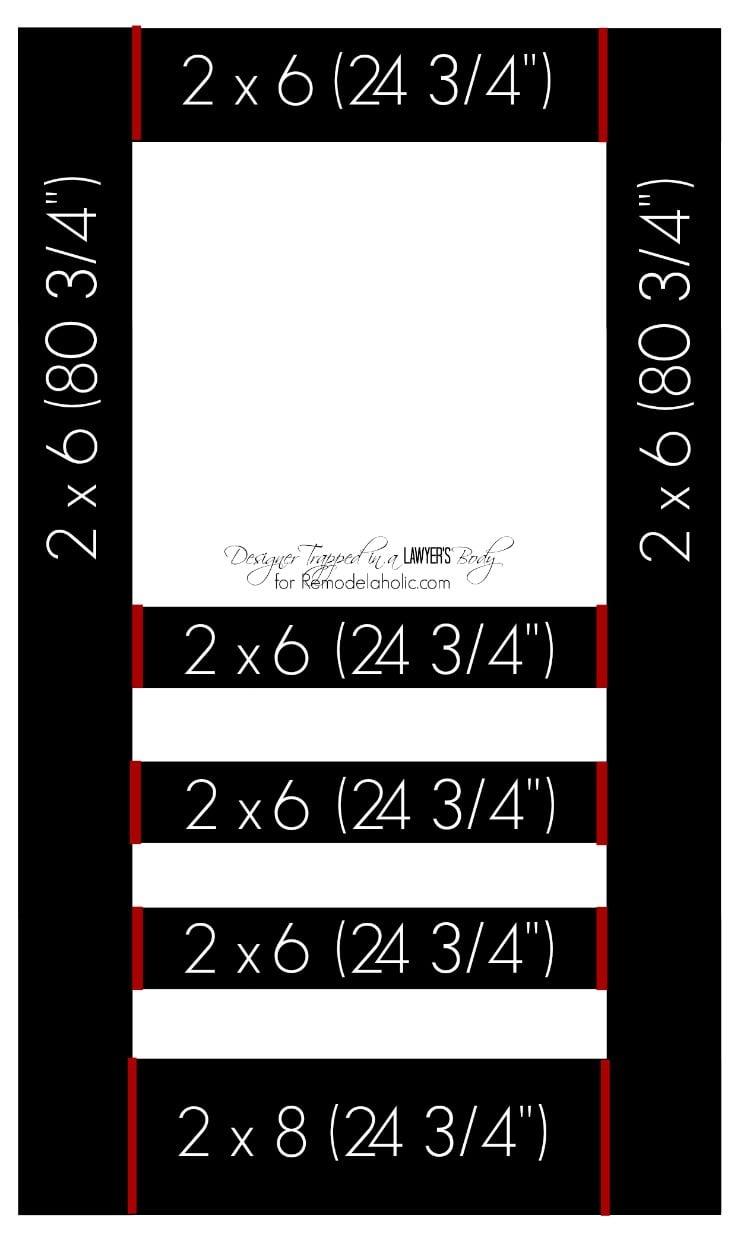 DIY Screen Door Tutorial | Remodelaholic | Bloglovin\'