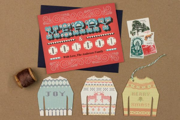 Remodelaholic 25 Free Colorful Crafty Christmas