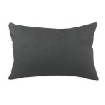 Winter Whites Gray Pillow