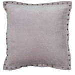Winter Whites Studded Pillow