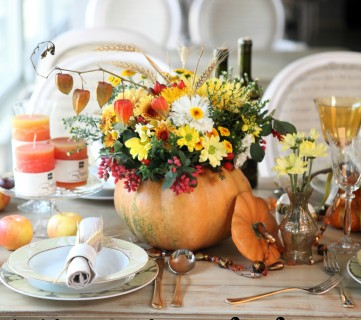 Top 10 Tips for Planning and Organizing Thanksgiving Dinner ~ Tipsaholic.com #thanksgiving #dinner #planning