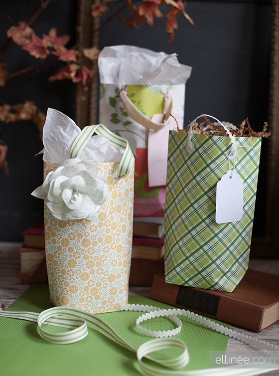 1. Roll it in Reusable Shopping Bags