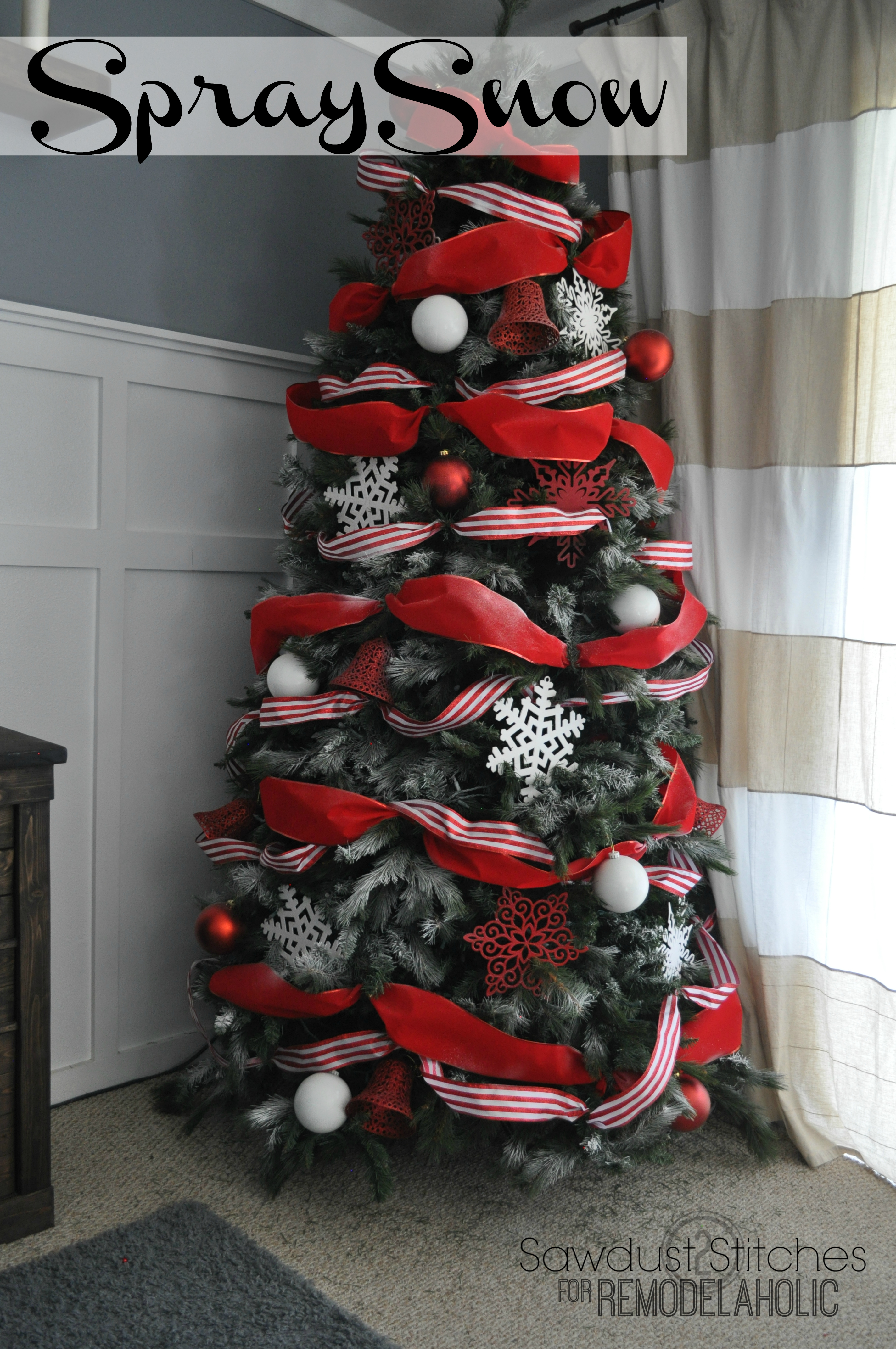 How To Decorate A Christmas Tree A Designer Look From The