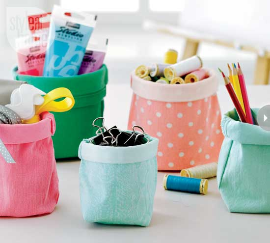 11 Ways to Organize the Little Things
