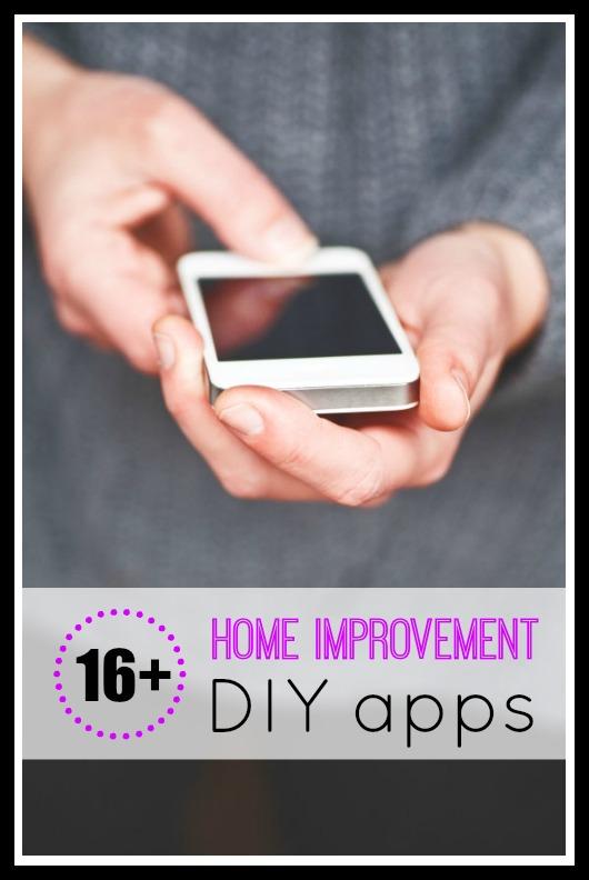 16+ Home Improvement DIY Apps - Tipsaholic