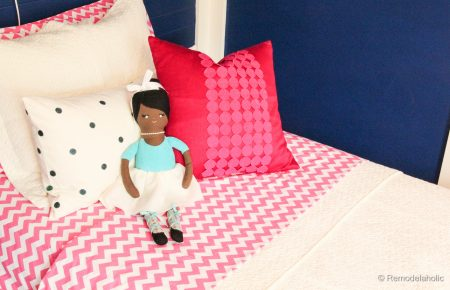 Free Ballerina Doll Pattern by @Remodelaholic-015