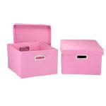 Hot Pink Christmas Boxes
