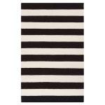 Modern Remodelaholic Xmas Black White Blanket