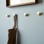 Modern Remodelaholic Xmas Brass Wall Hook
