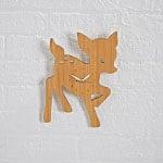Modern Remodelaholic Xmas Deer Clock
