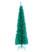Modern Remodelaholic Xmas Turquoise Tree