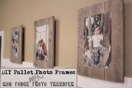 Pallet Frames 2