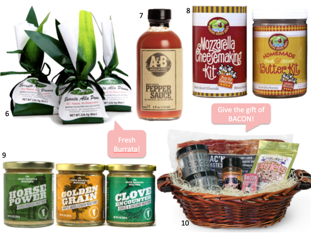Fresh Foodie Gifts